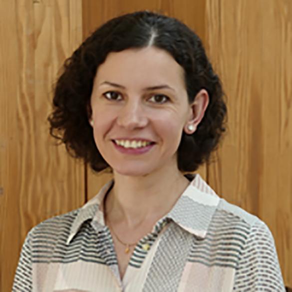 Nadiya Sosonkina, PhD