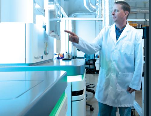 Nova Seq Clinical Services Lab